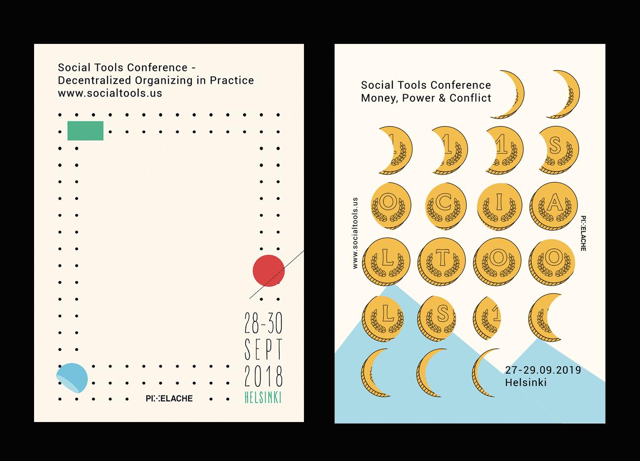 Super Eclectic – Social Tools