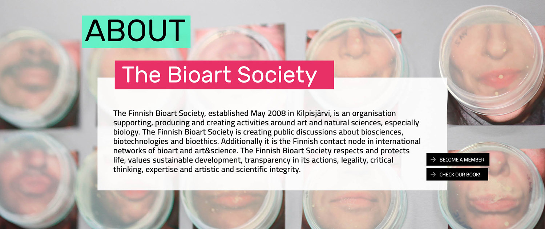 Super Eclectic – Bioart Society