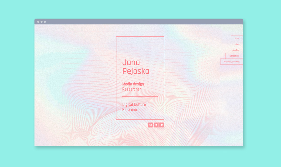 Super Eclectic – Media Design Researcher